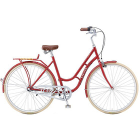 Viva Bikes Juliett Entry Women dark red